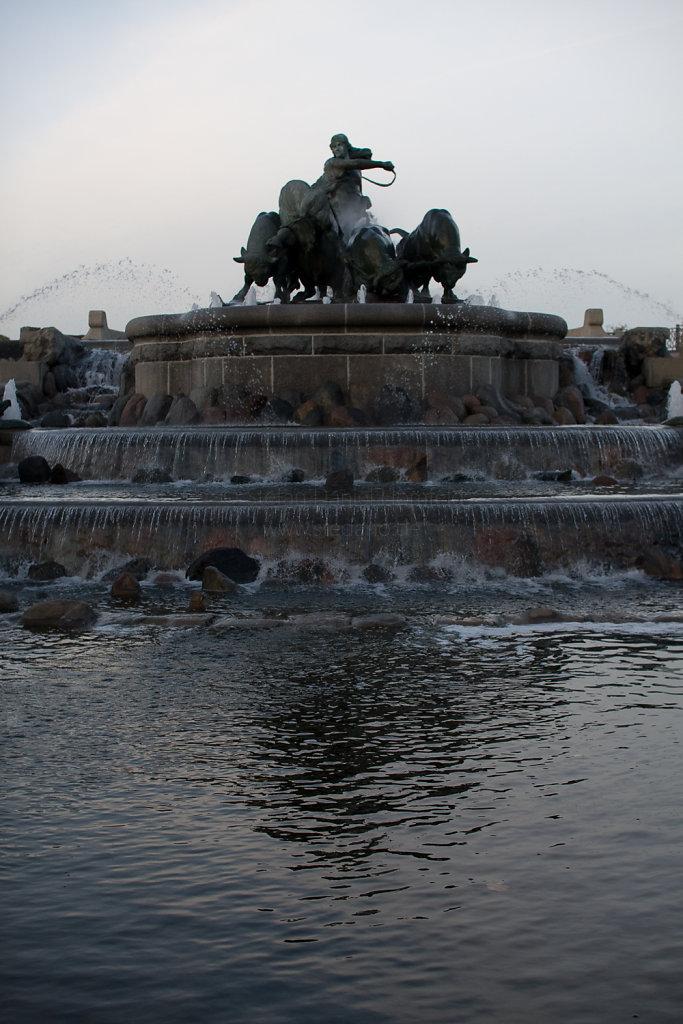 Gefionspringbrunnen