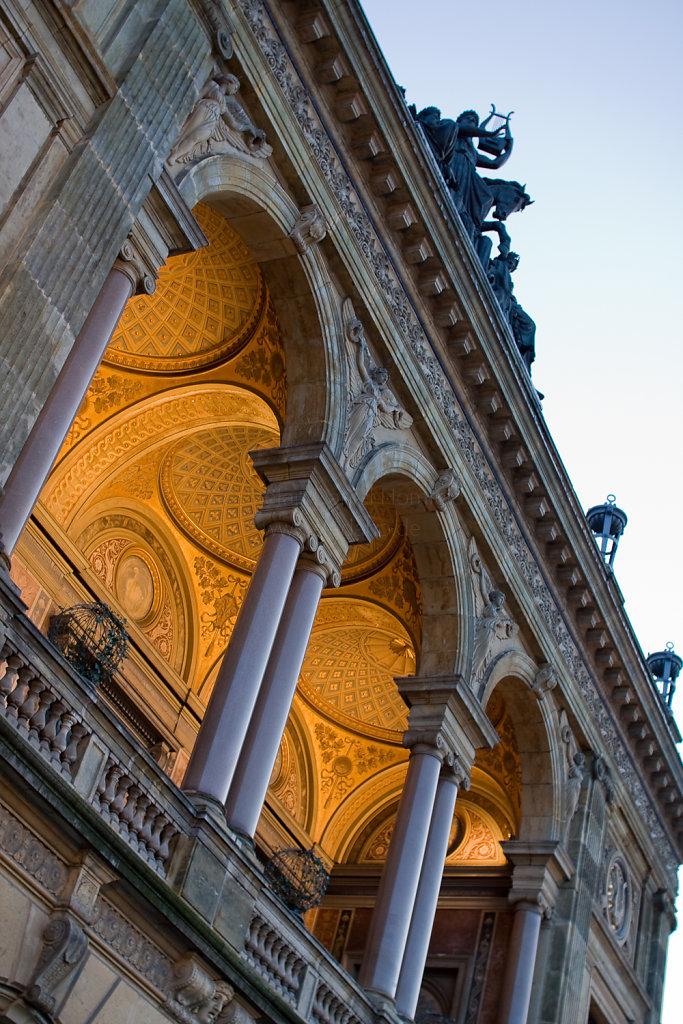 Das königliche Theater