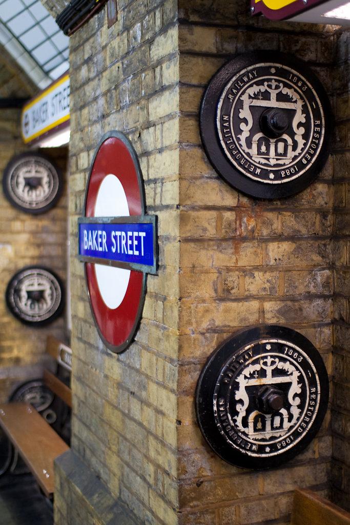 U-Bahnhof Baker Street
