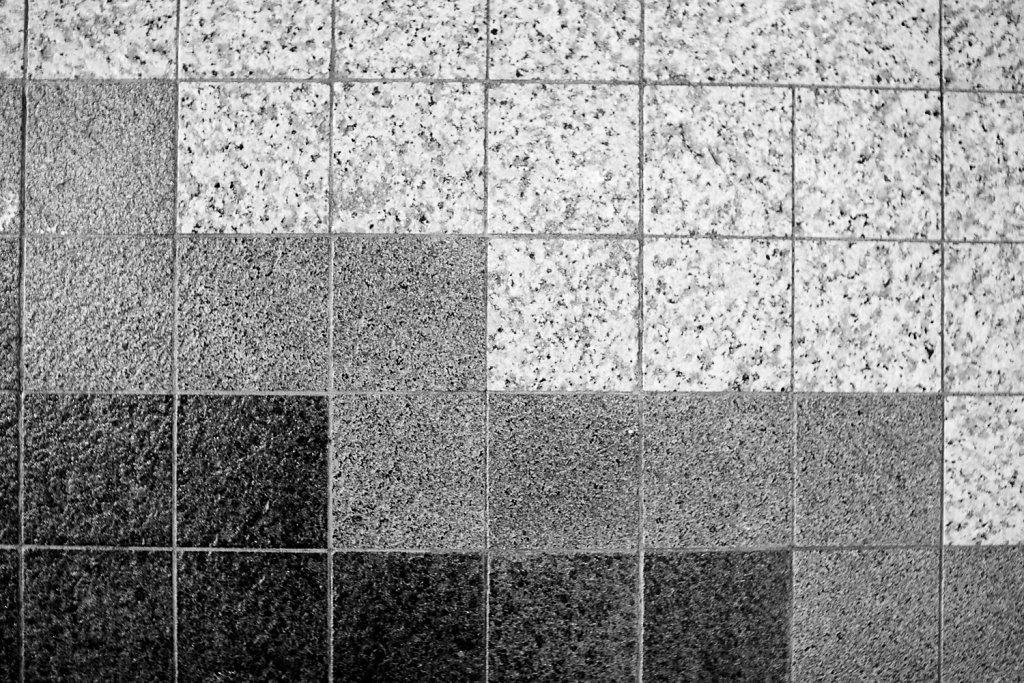 Fußboden im Einkaufszentrum