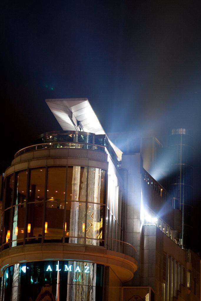 Beleuchtung des Stephansdoms