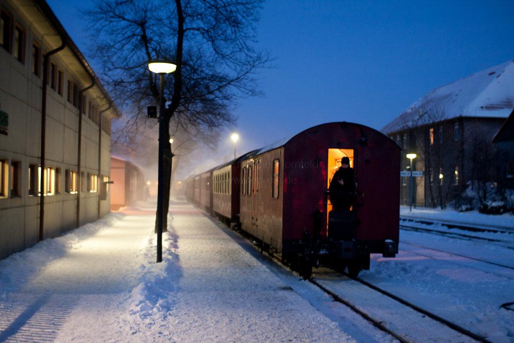 Bahnbetriebswerk Wernigerode