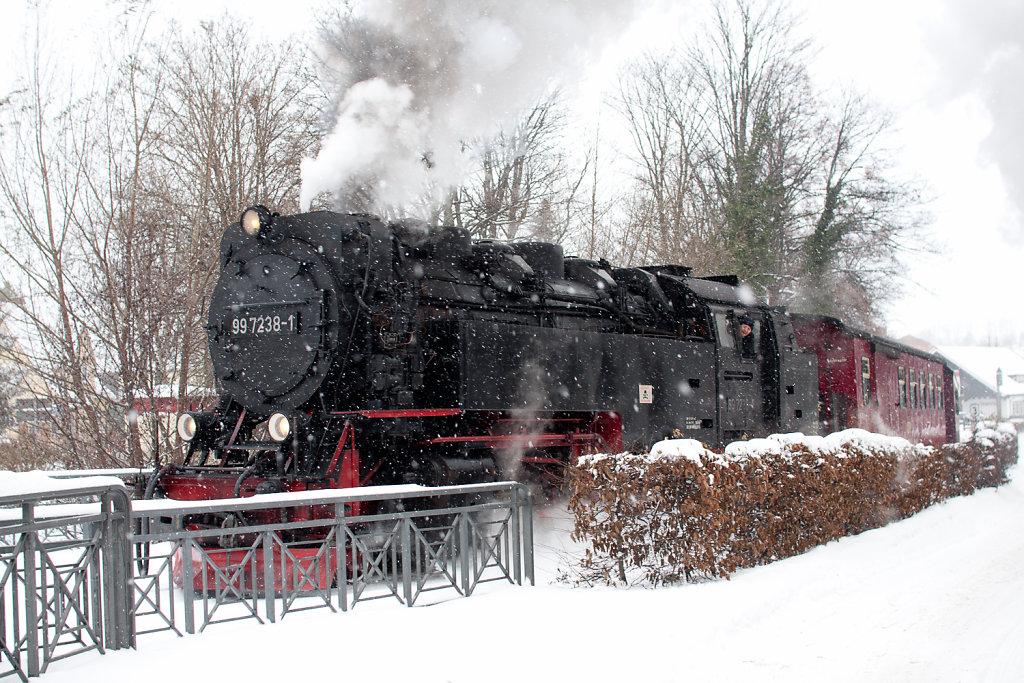 Straßenbahn in Wernigerode